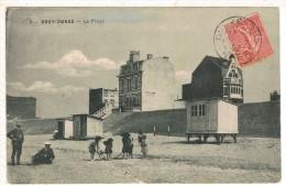 CP59B2- BRAY-DUNES , La Plage - Bray-Dunes