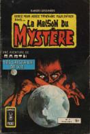 MAISON DU MYSTERE N° 11 BE ARTIMA 07-1980 COMICS POCKET - Arédit & Artima