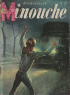 MINOUCHE N° 41 BE IMPERIA 02-1966 - Petit Format