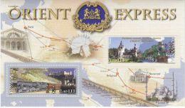 Romania Rumänien Block Orient Express **/mnh    F20 - 1948-.... Republics
