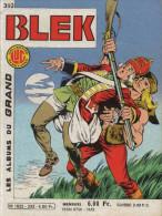 BLEK  N° 392 BE LUG 08-1983 - Blek