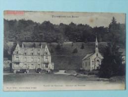 PLOMBIERES LES BAINS - Vallé De Semouse, Chateau De Pruines - Plombieres Les Bains