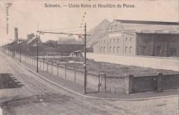BELGIQUE - LIEGE - SCLESSIN - USINE KETIN ET HOUILLERE DU PERON - Liege