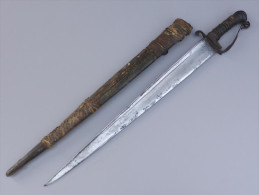 GLAIVE / SABRE A IDENTIFIER ! - Armes Blanches