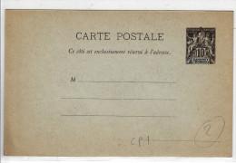 Dahomey- Carte Postale- - Dahomey (1899-1944)