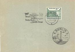 Michel #  743  FDC  R. - Deutschland