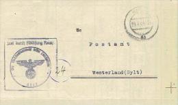 Deutsches Reich - Umschlag Echt Gelaufen / Cover Used (D1188) - Deutschland