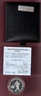 KROATIE 150 KUNA 2006 SILVER PROOF WORLD SOCCER  IN ORIGINAL BOX - Croatie