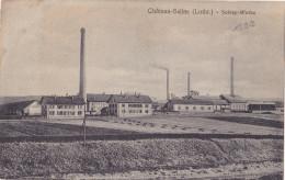 13922# CHATEAU SALINS USINE SOLVAY WERKE MOSELLE LORRAINE - Chateau Salins
