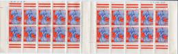 """MARIANNE A LA NEF 1960 - 0,25F: Carnet 20 Timbres """"1234-C2""""  Date D'impres. Et N° Carnet Marge Haute (découpe à Cheval) - Carnets"""