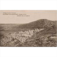 MLTTP0501A-LFT1883.Tarjeta Postal De España.ACADEMIA DE INFANTERIA En Toledo.Curso 1913.Defensa De La Luneta. - Patrióticos