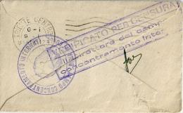 Italie Cachet Camp De Concentration RRR - 4. 1944-45 Sozialrepublik