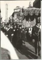 PICCOLA FOTOGRAFIA: MADONNA DI SAN LUCA PROCESSIONE 1969 - Foto