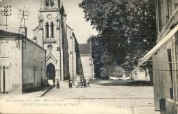 Beliet - Place De L'Eglise - Non Classés