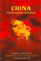 """Katalog Ausstellung Kunsthalle Leoben """"China Verborgene-Schätze"""" 1998 Grabfunde Handynastie Österreich Steiermark AUT - Catalogues"""