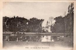FR-64: PAU: Le Lac Du Parc Beaumont - Pau