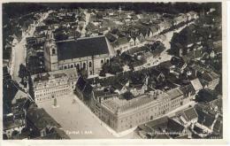 ZERBST Anhalt Bitterfeld - Foto-AK - Fliegeraufnahme Luftbild - 1941 - Ohne Zuordnung