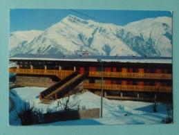 MONT DE LANS - Les Deux Alpes, Chalet De Vacances De Jeunes OCCAJ-TP - Autres Communes