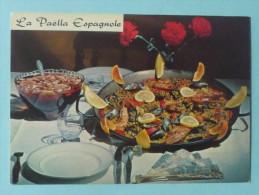 LA PAELLA ESPAGNOLE - Recettes (cuisine)
