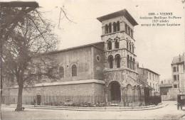 VIENNE - 38 -  Ancienne Basilique Saint Pierre Servant De Musée Lapidaire - ENCH11 - - Vienne