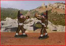 Quiralu   2  Clairons Fusiliers Marins En Tenue De Débarquement - Quiralu