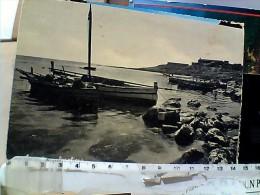 SIRACUSA - AUGUSTA - SCOGLIERA E BARCHE PESCA   VB1953 ES15497 - Siracusa