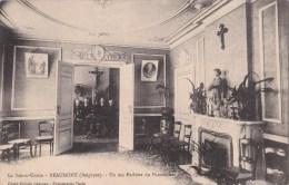 BELGIQUE - HAINAUT - BEAUMONT - PENSIONNAT DE LA SAINTE-UNION - UN DES PARLOIRS DU PENSIONNAT - Beaumont
