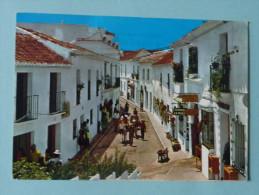 MIJAS - Calle Tipica - Espagne