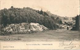 Pierre - Percée      ( 54 )   Environs  De  Badonviller . - France
