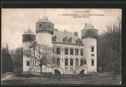 CPA Marmanhac, Château De Sédaiges - Frankrijk