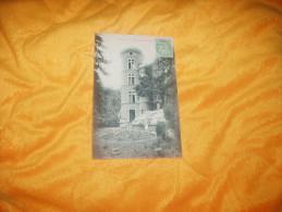 CARTE POSTALE ANCIENNE CIRCULEE DE 1907. / ROBINSON.- LA TOUR SAINT JACQUES. / CACHET + TIMBRE. - Francia