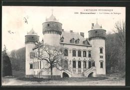 CPA Marmanhac, Le Château De Sedaiges - Frankrijk