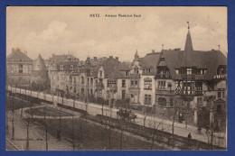 57 METZ Avenue Maréchal Foch ; Vélos - Animée - Metz