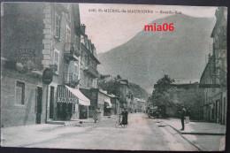 4190 SAINT MICHEL DE MAURIENNE  Grande Rue - Saint Michel De Maurienne