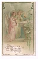 Souvenir De La Premiere Communion   -  Bercy  -  1916 - Santini