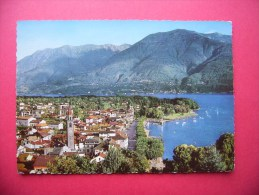 Ascona, Lago Maggiore    [1968]      -      (D-H-CH30) - TI Tessin
