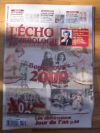 Echo De La Timbologie  Année Complète 2000 N° 1726 à 1736 - Français (àpd. 1941)