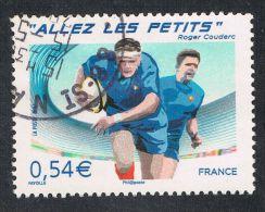 """FRANCE : N° 4032 Oblitéré (""""Allez Les Petits"""" : Coupe Du Monde De Rugby) - PRIX FIXE - - Usati"""