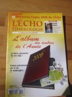 Echo De La Timbrologie  Année Complète 2007 N° 1803 à 1813 - Français (àpd. 1941)