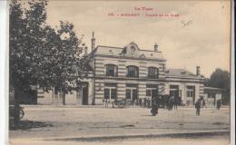 81- Mazamet  Facade De La Gare - Mazamet