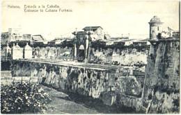 Habana - Entrada A La Cabaña - Cuba