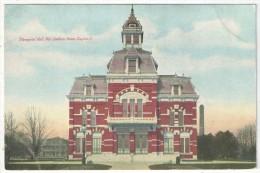 Memorial Hall, Nat. Soldiers Home, Dayton, Ohio - Dayton