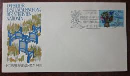FDC UNO Wien 1979 Briefmarke Brief - ONU