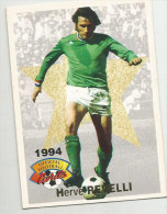 Panini 1994 N°17  Hervé Revelli  Asse - Trading Cards