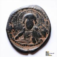 Romano IV - Follis - Cristo Y Virgen Orante - 1065/1070 - Byzantines