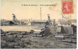 Mines De CARMAUX - Puits De Sainte-Marie - Carmaux