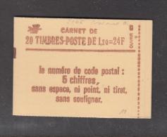 FRANCE MNH** YVERT CARNETS 1974 C4 CONFECTION 8 - Carnets