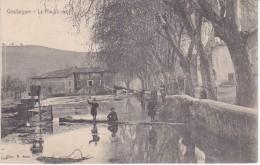 GOUDARGUES Le Moulin Neuf - Frankreich