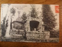 Carte Postale Saint Hernin Cavaire De Kerbreuder Environ De Carhaix Oblitérée 1909 - Carhaix-Plouguer