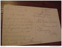 FM Nevers Détachement C.O.M.A  Commis Ouvriers - WW II